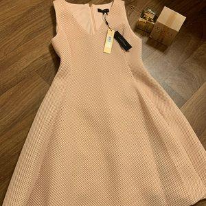 Donna Karen A line Dress